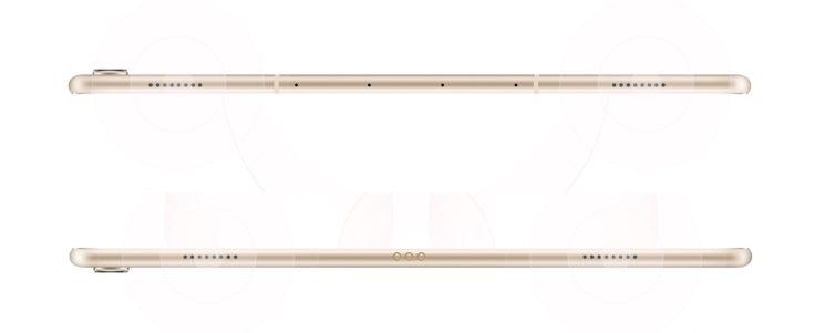 Huawei MediaPad M6 Lautsprecher