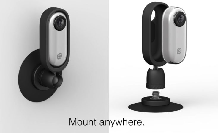 Insta360 Go Mount Anywhere