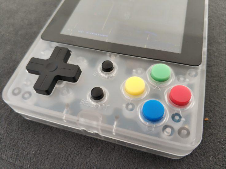 LDK Game Handheld Bedienelemente Steuerkreuz