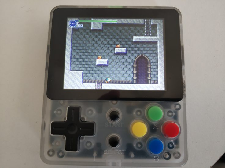 LDK Game Handheld Design
