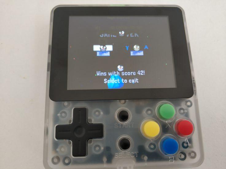LDK Game Handheld Falling Time