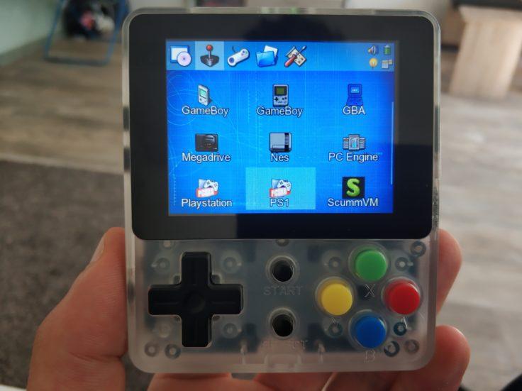 LDK Game Handheld Gameboy Open Source