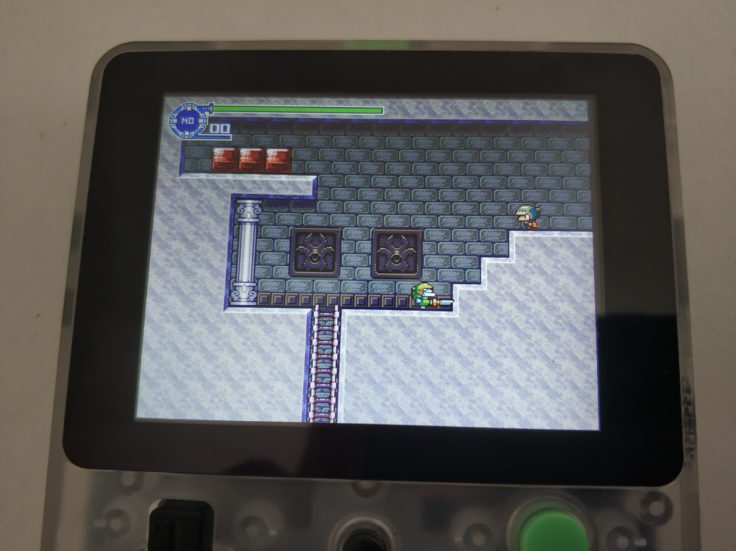 LDK Game Handheld Level