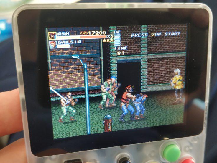 LDK Game Handheld Level Boxen