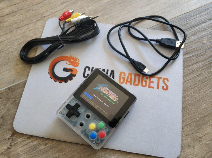 LDK Game Handheld Lieferumfang