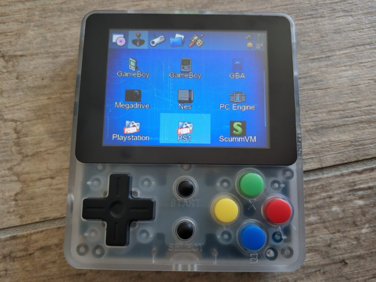 LDK Game Handheld Open-Source