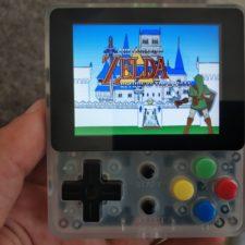 LDK Game Handheld Zelda Spiel