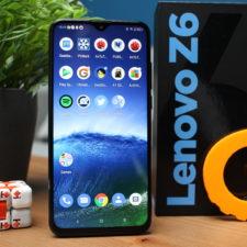Lenovo Z6 Lite Smartphone