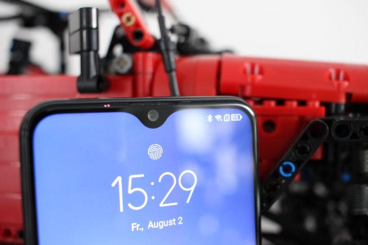 Lenovo Z6 Lite Smartphone Waterdrop-Notch