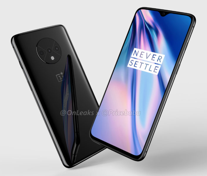 OnePlus-7T Smartphone
