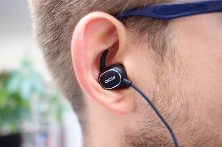 QCY-QY19 Bluetooth Kopfhörer im Ohr