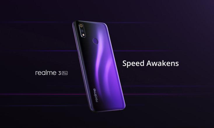 Realme 3 Pro Smartphone