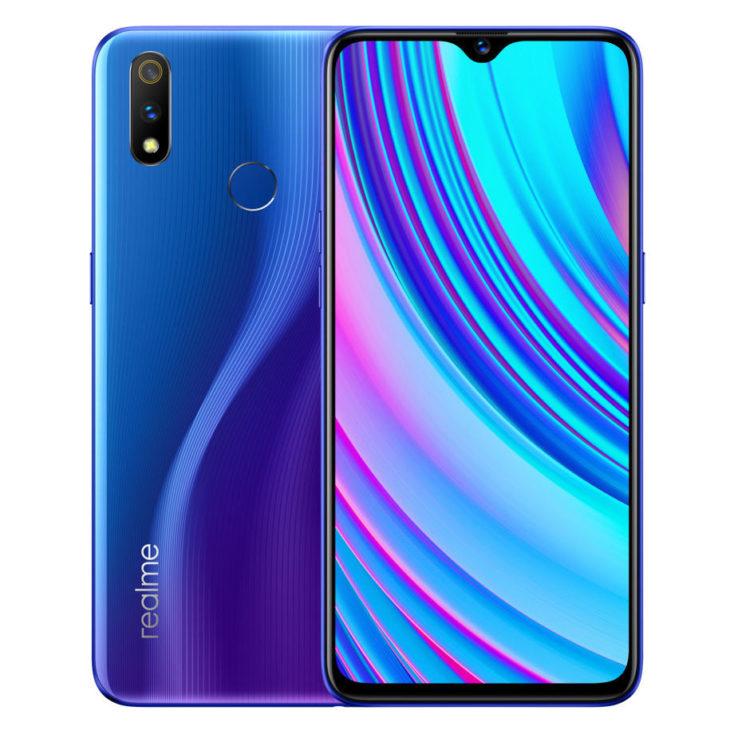 Realme 3 Pro Smartphone Design