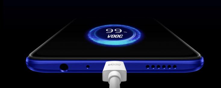 Realme 3 Pro Smartphone Laden