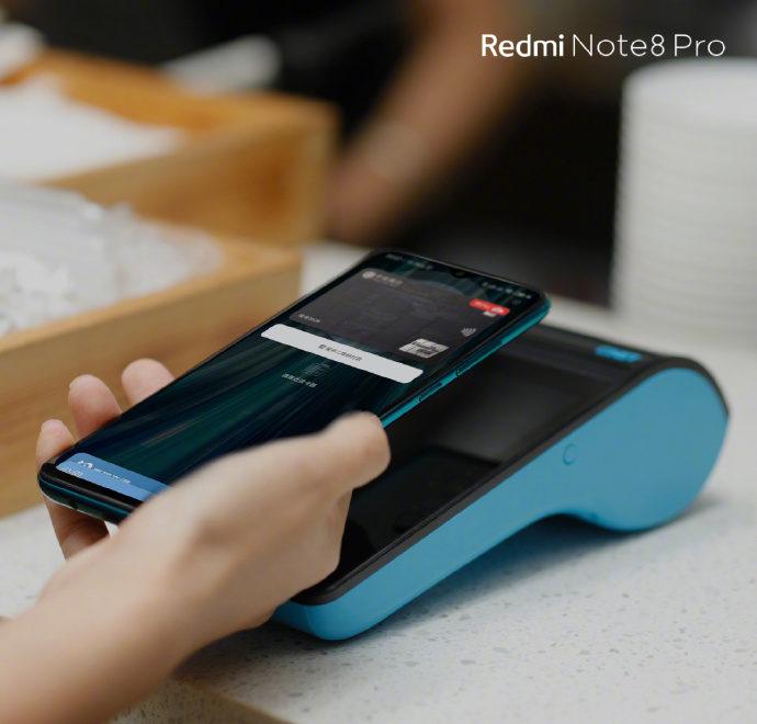 Redmi Note 8 Pro NFC