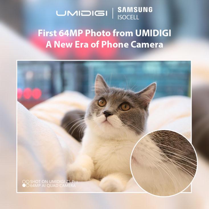 UMIDIGI Z5 Pro Kamera Testfoto