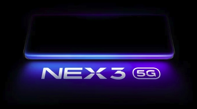 Vivo NEX 3 5G Smartphone