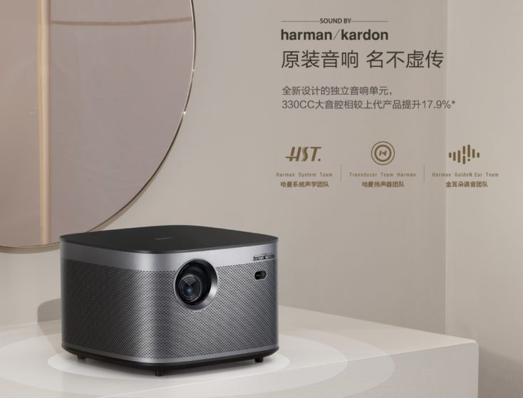 Xgimi h3 FullHD Projektor