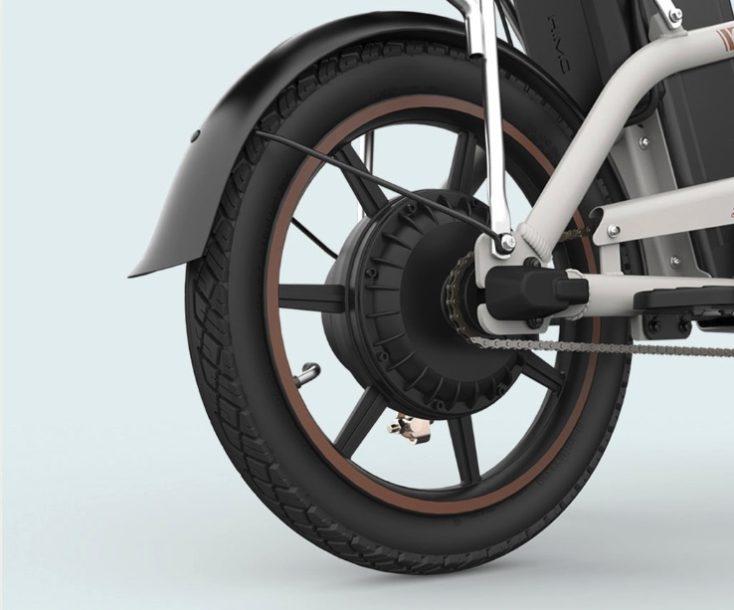 Xiaomi HIMO C16 E-Moped Reifen