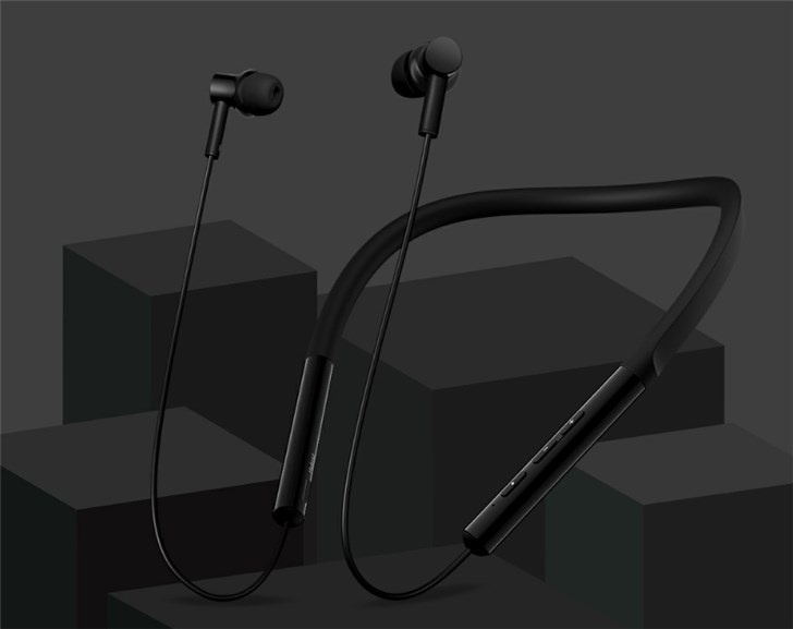 Xiaomi Hybrid ANC Neckband In-Ear Hörer