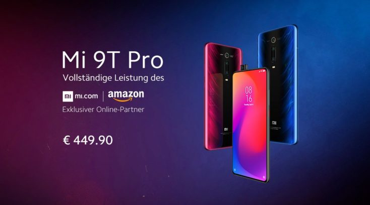 Xiaomi Mi 9T Pro Amazon