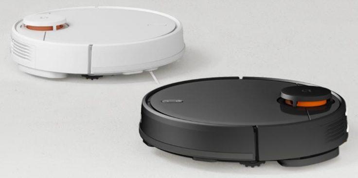 Xiaomi Mijia Robot 1S Saugroboter Schwarz Vergleich