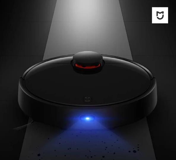 Xiaomi Mijia Robot 1S Saugroboter Schwarz