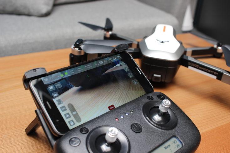 ZLRC Beast Drohne Fernsteuerung mit Smartphone