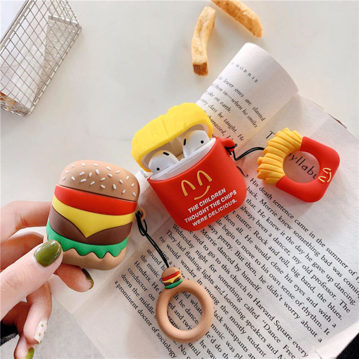 AirPod Case Burger