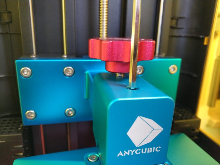 Anycubic Photon S Inbusschlüssel