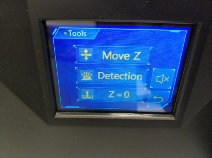 Anycubic Photon S Touch Display (1)