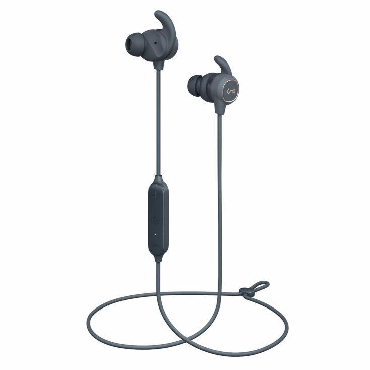 Aukey EP-60 Bluetooth In Ears Dunkelgrau