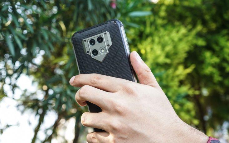 Blackview BV9800 Smartphone Kamera