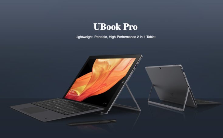 CHUWI UBook Pro Convertible
