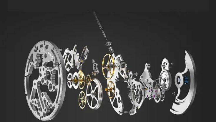 CIGA Design T Series Einzelteile.