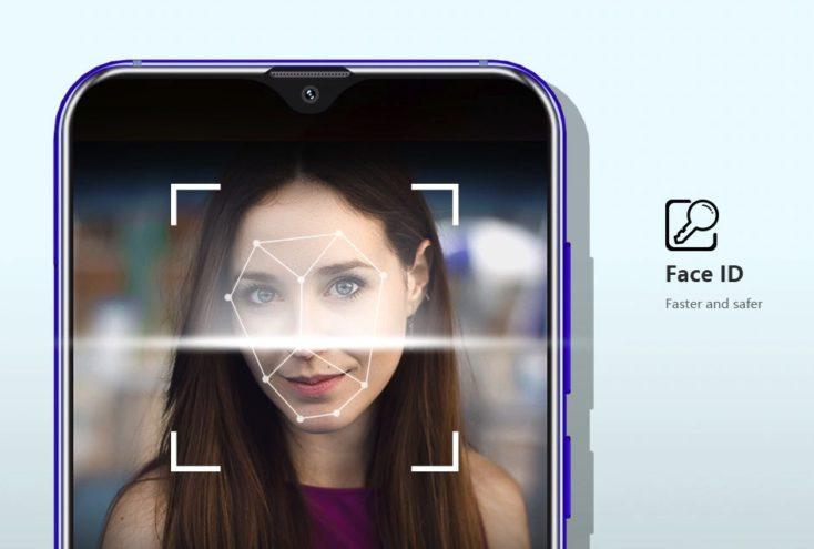 Cubot X20 Pro Face ID