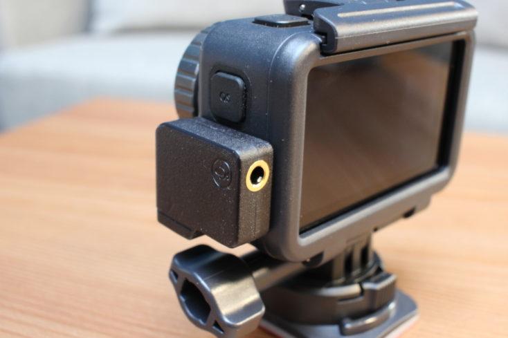 DJI Osmo Action CYNOVA Adapter