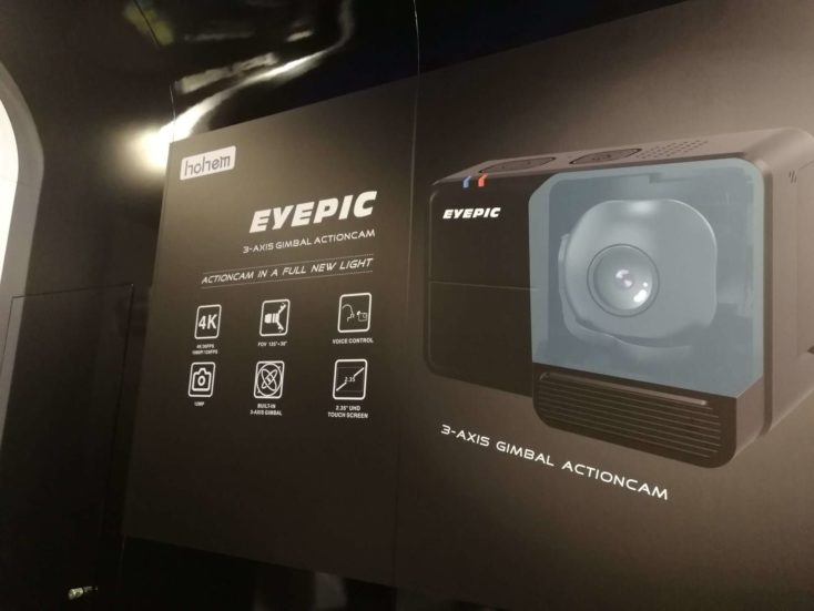 EYEPIC Actioncam