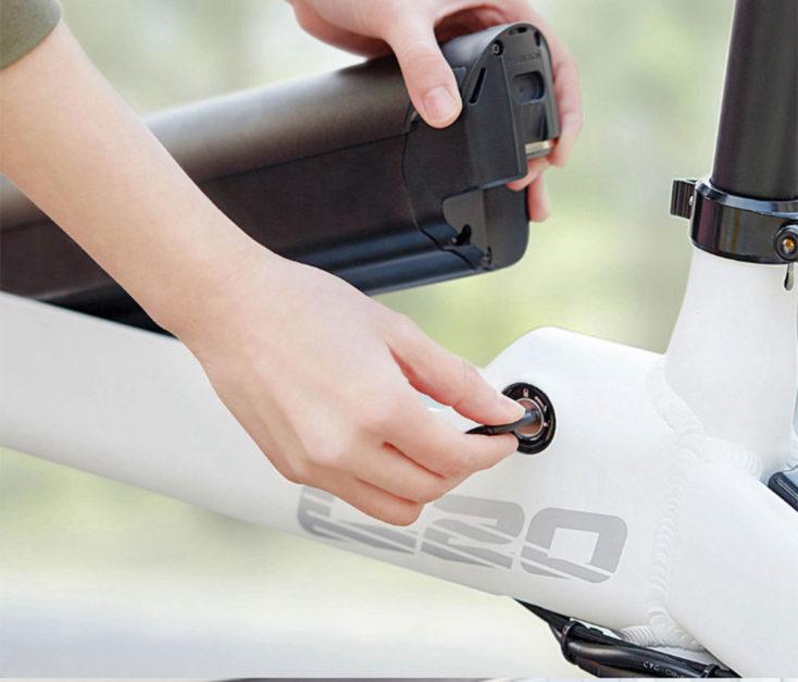 HIMO C20 E-Bike Akku