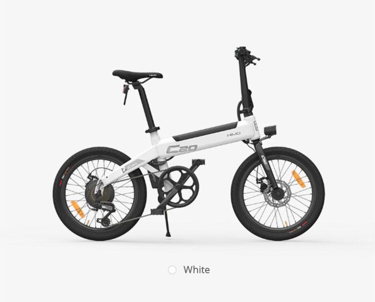 HIMO C20 E-Bike Weiß