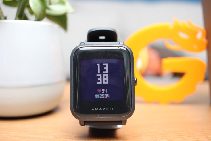 Huami Amazfit Bip Lite Display