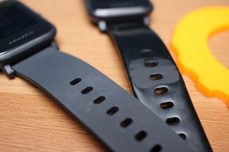 Huami Amazfit Bip Lite Smartwatch Silikonband