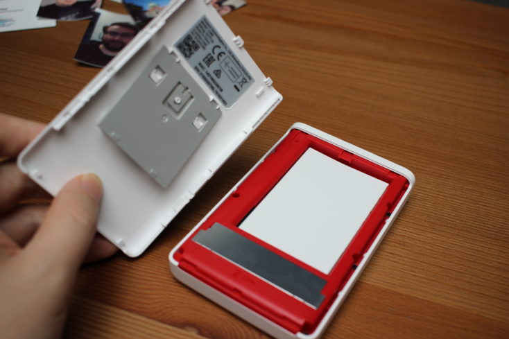 Huawei Fotodrucker Papierfach