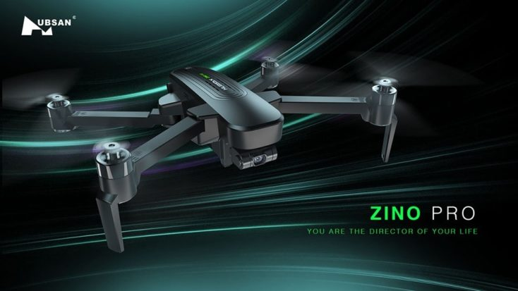 Hubsan Zino Pro Drohne