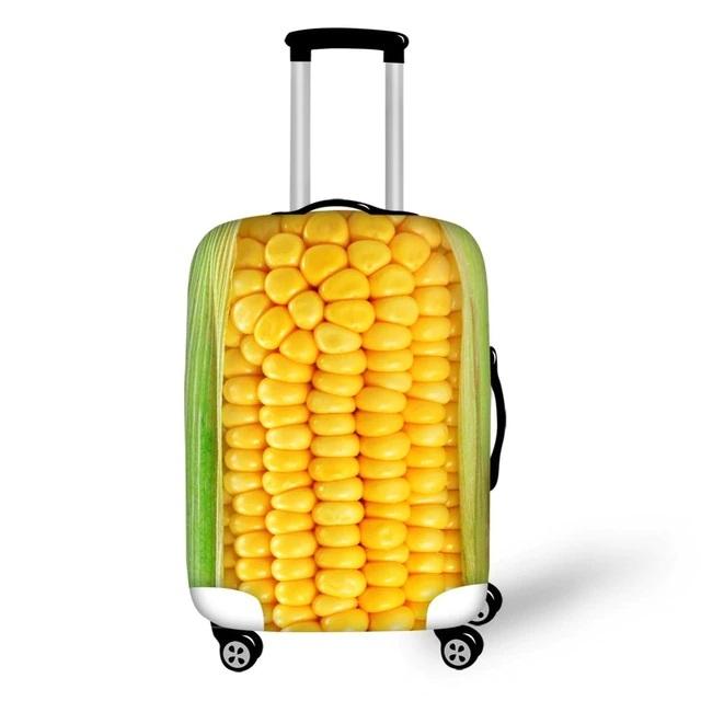 Kofferschutz mit Mais
