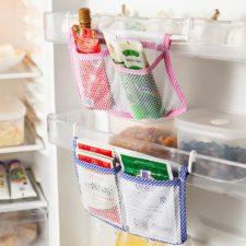 Netztasche-Kühlschrank große Taschen
