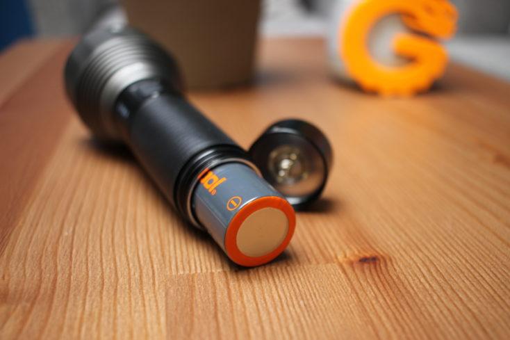 NexTool Taschenlampe Tisch