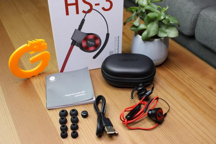 Origem HS 3 Bluetooth Lautsprecher Lieferumfang