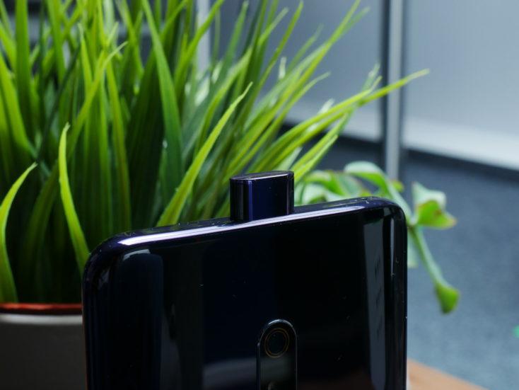Realme X Pop-Up Kamera