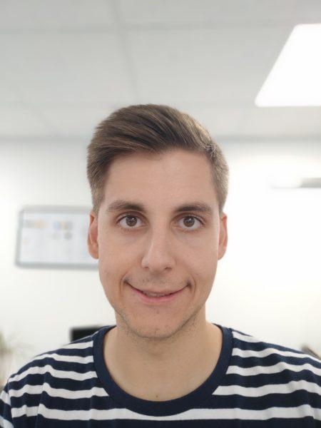 Realme X Testfoto Frontkamera Portrait